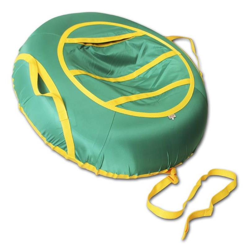 Тюбинг Эконом зеленый 85 см
