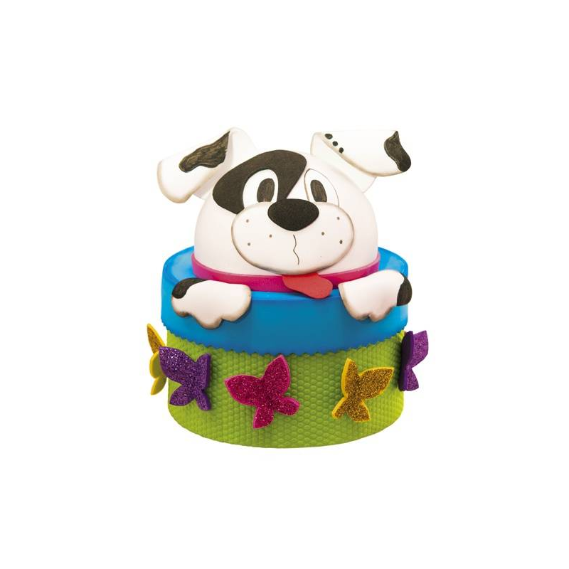 Волшебная мастерская Набор для творчества Шкатулка собачка creative набор для творчества драгоценная шкатулка