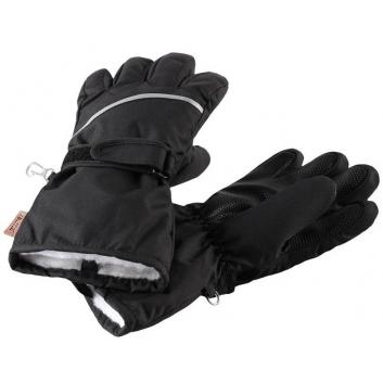 Мальчики, Перчатки Harald REIMA (черный)460205, фото