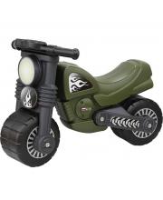 Мотоцикл-каталка Моторбайк военный Wader