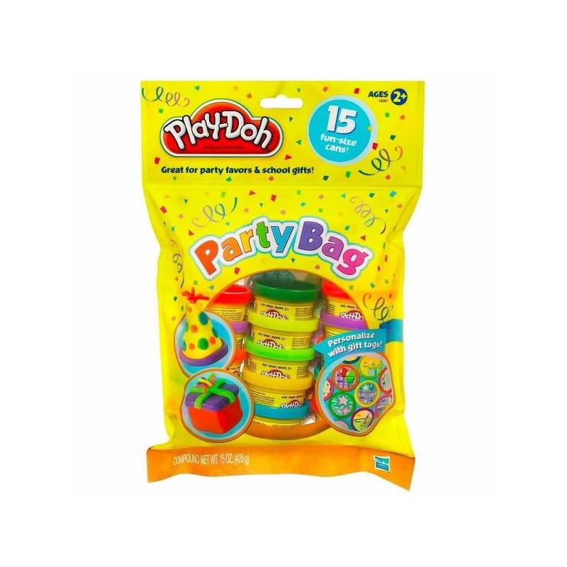 Play-Doh Игровой набор для праздника 15 банок всё для лепки play doh hasbro набор для праздника 15 банок