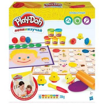 Ликвидация, Игровой набор Буквы и языки Play-Doh 471118, фото