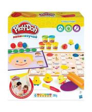 Игровой набор Буквы и языки Play-Doh