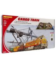 Железная дорога Cargo Train с ландшафтом Mehano