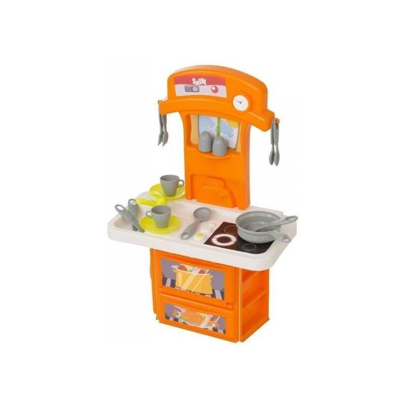 HTI Игрушка Маленькая электронная кухня Smart hti утюжок smart