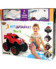 Игровой набор 3 в 1 Я Автодизайнер Yako Toys