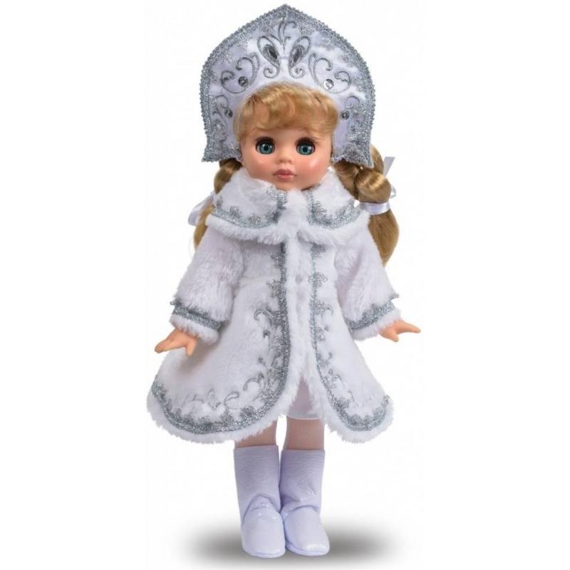 Кукла Эля Снегурочка 2