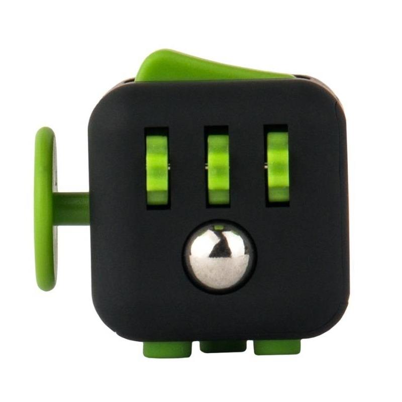 Fidget Cube Игрушка-антистресс Fidget Cube fidget its антистрессовая игрушка кубик transformers bumblebee