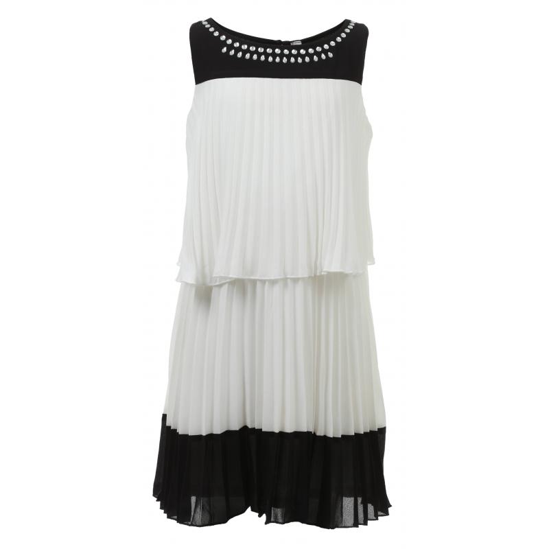 Купить Платье, S'COOL!, Бежевый, 10 лет, 140, Для девочки, 463561, Всесезонный, Китай