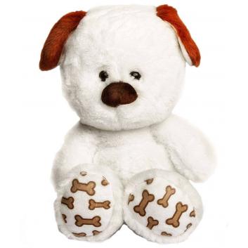 Игрушки, Мягкая игрушка Собачка 25 см Малышарики , фото