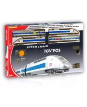 Железная дорога TGV Pos Mehano
