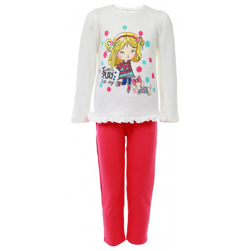 Soni Kids Комплект комплект для девочки 5161oz0a10p01 синий beba kids