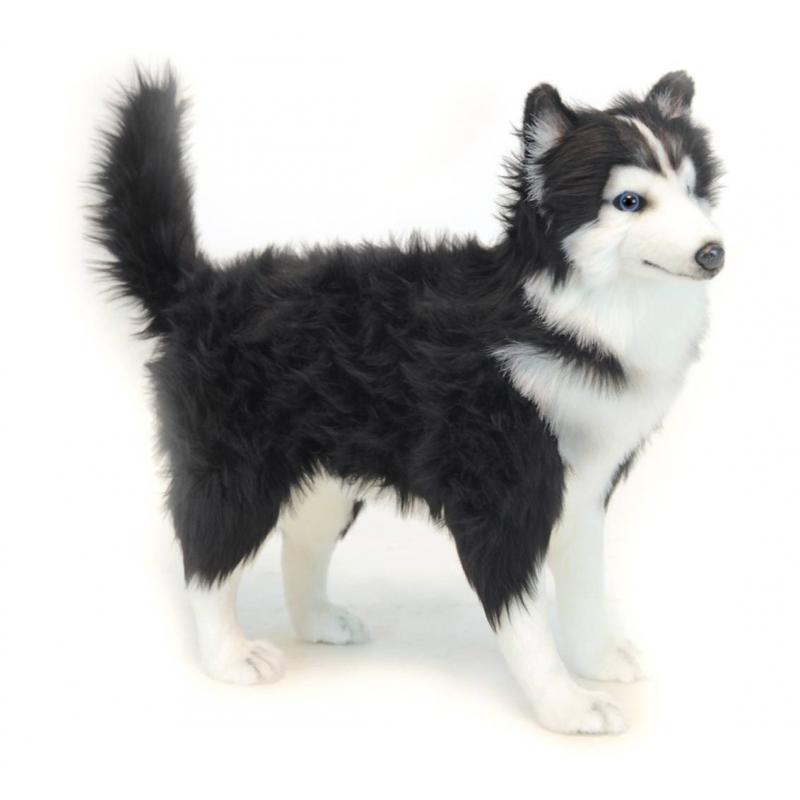 Hansa Мягкая игрушка Хаски 56 см мягкие игрушки hansa собака породы сибирский хаски 40 см
