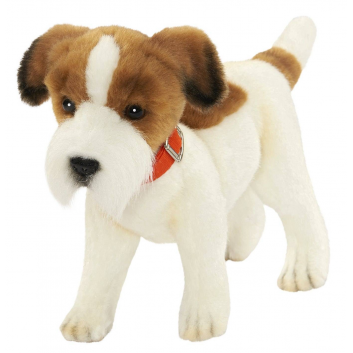 Игрушки, Мягкая игрушка Джек Рассел терьер 31 см Hansa , фото
