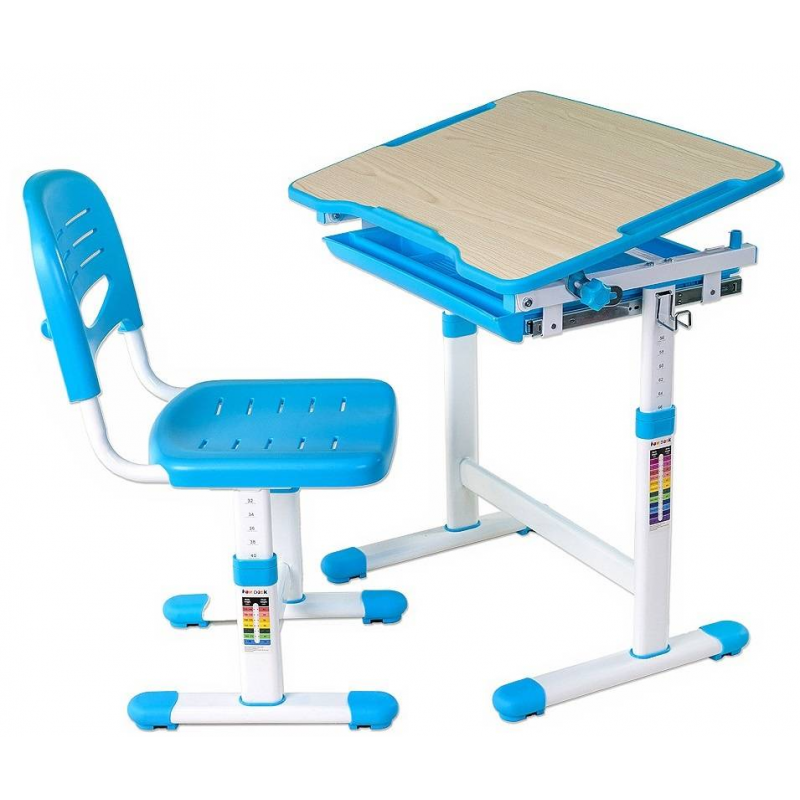 Комплект Piccolino парта и стул