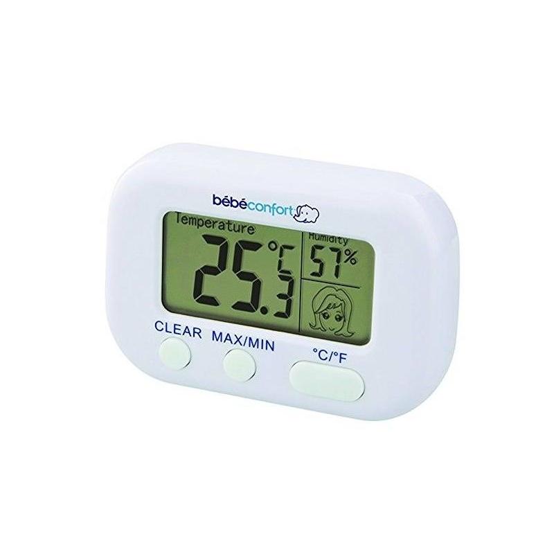Bebe Confort Домашний термометр и гигрометр 2 в 1