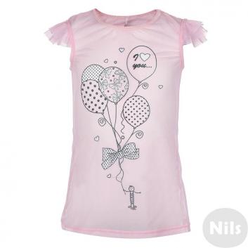 Девочки, Пляжное платье Arina Festivita (розовый)614704, фото