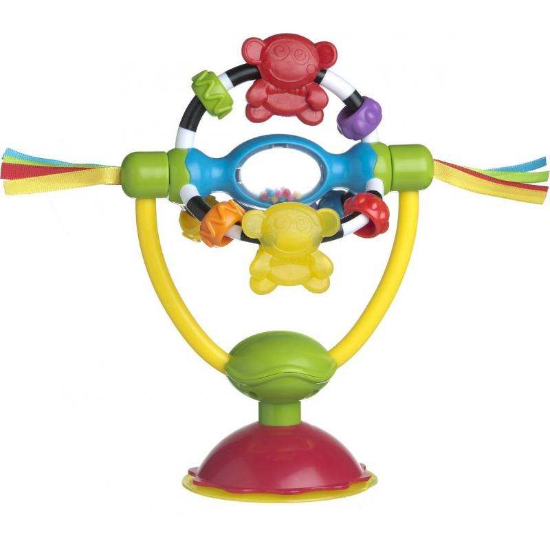 Развивающая игрушка на присоске
