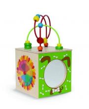 Деревянная игрушка Активный куб Hape