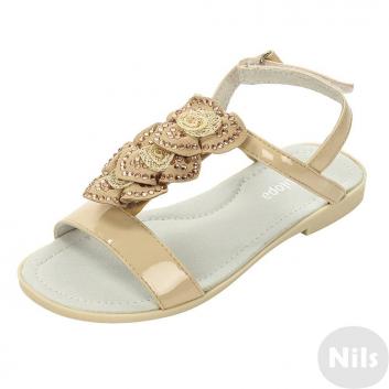 Обувь, Босоножки Antilopa (бежевый)614832, фото