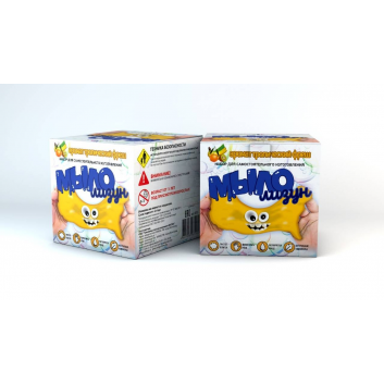 Игрушки, Набор для опытов Мыло-лизун Тропический фреш Инновации для детей 472533, фото