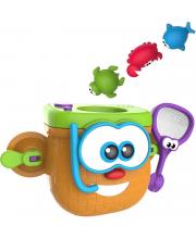 Игрушка для ванны Корзинка рыбака KD Group