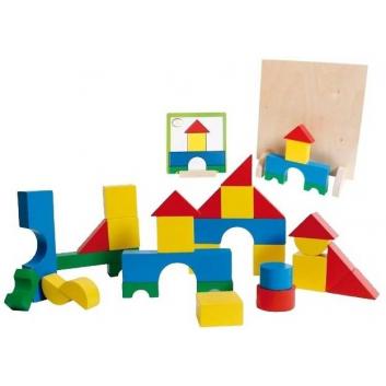 Игрушки, Развивающая игра Тополого Гео Beleduc 657098, фото