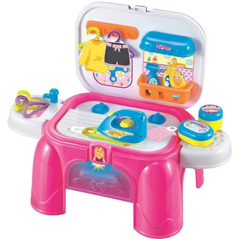 1Toy Игровой набор Профи Хозяюшка 2 в 1 21 предмет hasbro play doh игровой набор из 3 цветов цвета в ассортименте с 2 лет
