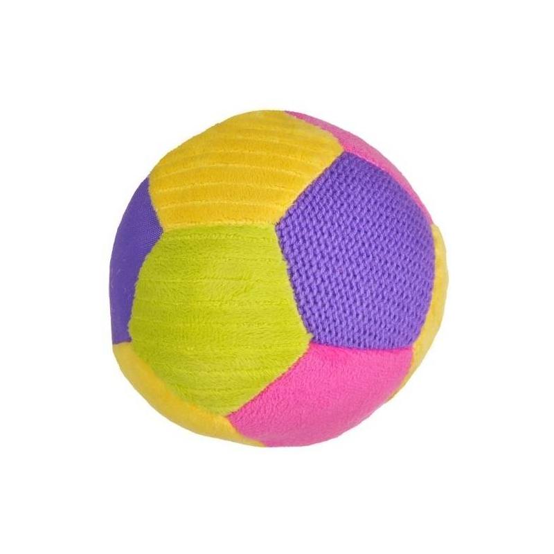 BabyOno Мягкая игрушка Мячик 12 см игрушка для животных каскад мячик пробковый диаметр 3 5 см