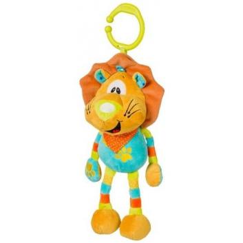 Игрушки, Музыкальная игрушка-подвеска Солнечный Львёнок BabyOno 472599, фото