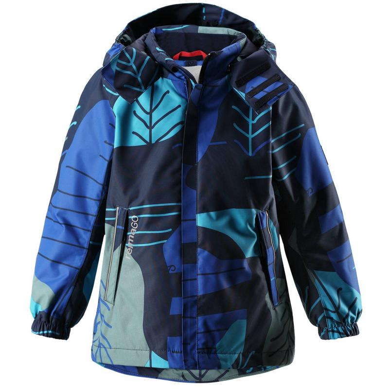 Купить Куртка Korte, REIMA, Темносиний, 7 лет, 122, Для мальчика, 110177, Демисезон, Весна/Лето, Китай