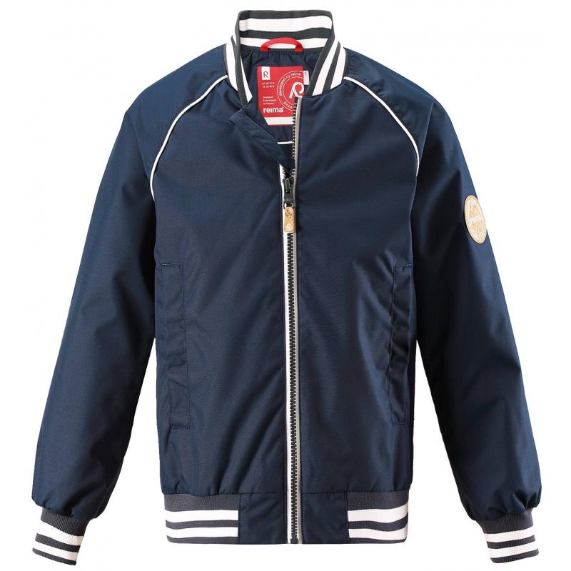 Купить Куртка Aarre, REIMA, Темносиний, 7 лет, 122, Для мальчика, 110183, Демисезон, Весна/Лето, Китай