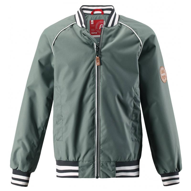 Купить Куртка Aarre, REIMA, Хаки, 7 лет, 122, Для мальчика, 110191, Демисезон, Весна/Лето, Китай