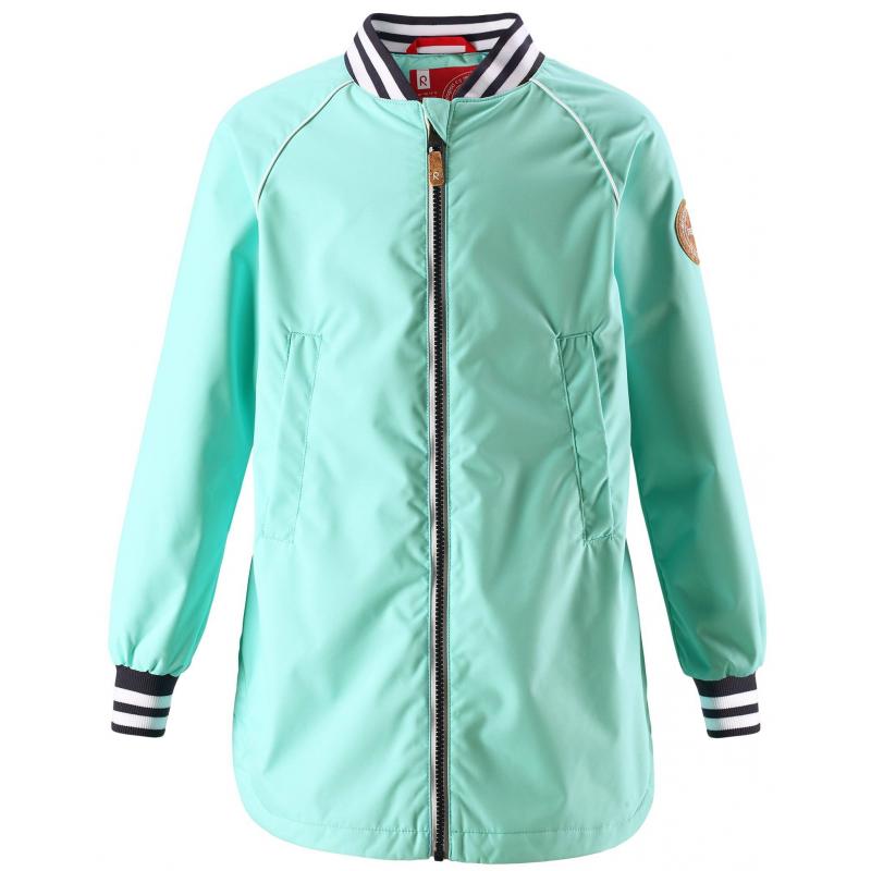 Купить Куртка Asteri, REIMA, Бирюзовый, 7 лет, 122, Для девочки, 110207, Демисезон, Весна/Лето, Китай
