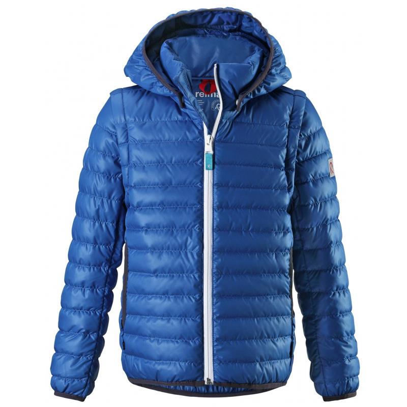 Купить Куртка-жилет Fleet, REIMA, Синий, 7 лет, 122, Для мальчика, 110326, Демисезон, Весна/Лето, Китай