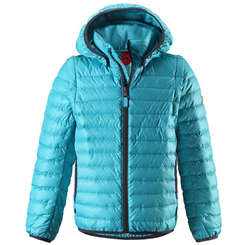 Купить Куртка-жилет Fleet, REIMA, Бирюзовый, 12 лет, 152, Для мальчика, 110341, Демисезон, Весна/Лето, Китай