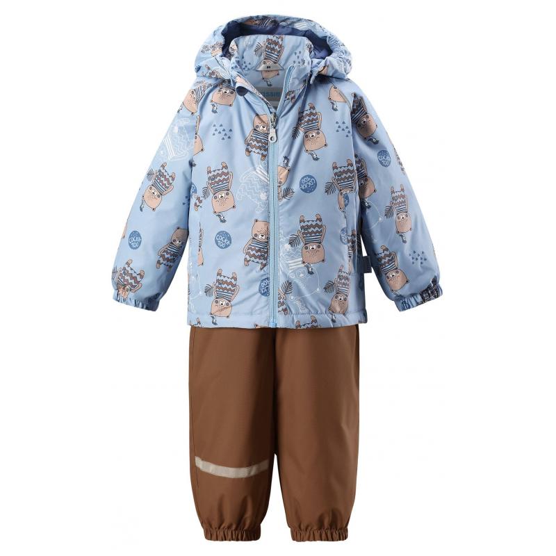 LASSIE by REIMA Комплект 2 предмета куртка голубого цвета brums ут 00008775
