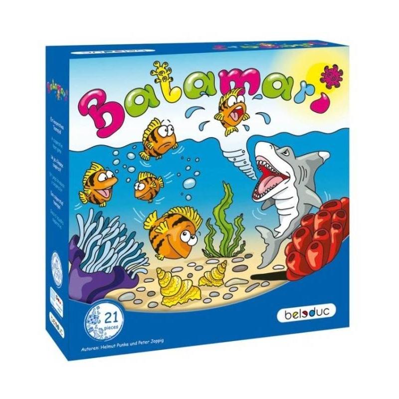 Beleduc Развивающая игра Баламари игра осторожно акула