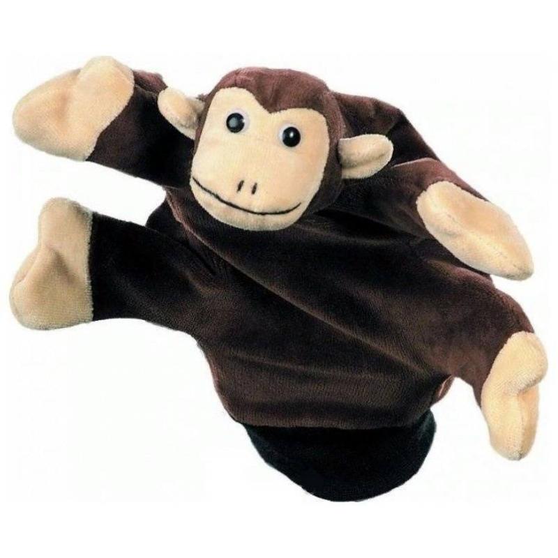 Кукла на руку Обезьяна