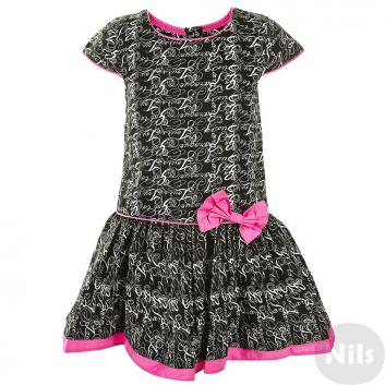Девочки, Платье LP Collection (черный)615148, фото