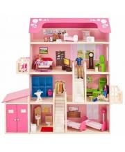 Деревянный дом Барби Нежность PAREMO