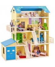 Кукольный домик для Барби Лира PAREMO
