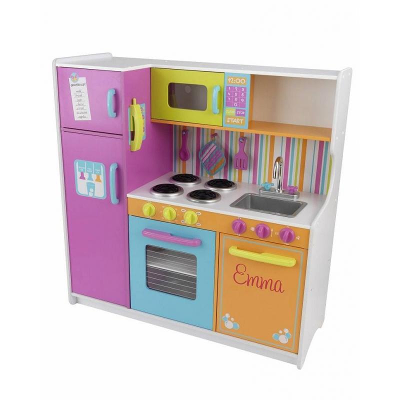 Игровая кухня Делюкс