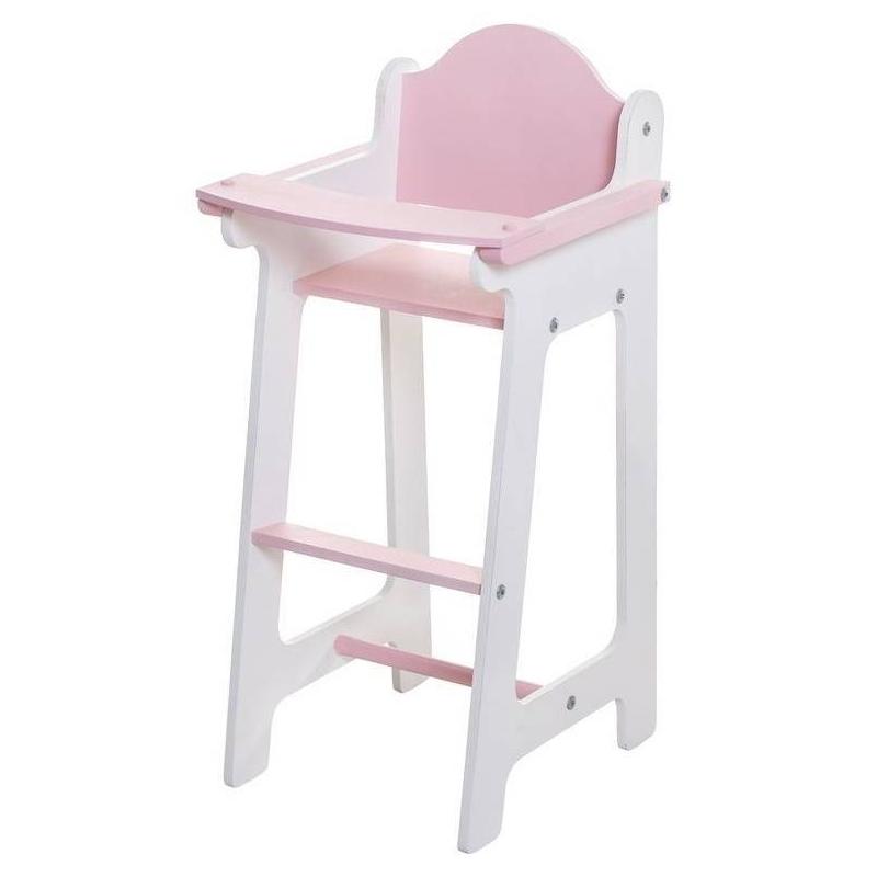 Кукольный стул для кормления