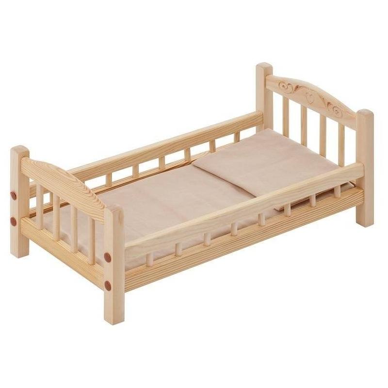Кукольная кроватка