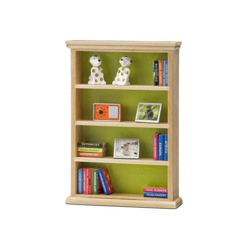 Набор кукольной мебели Смоланд Книжный шкаф
