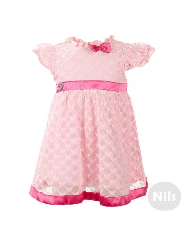 Платье Anco (розовый)