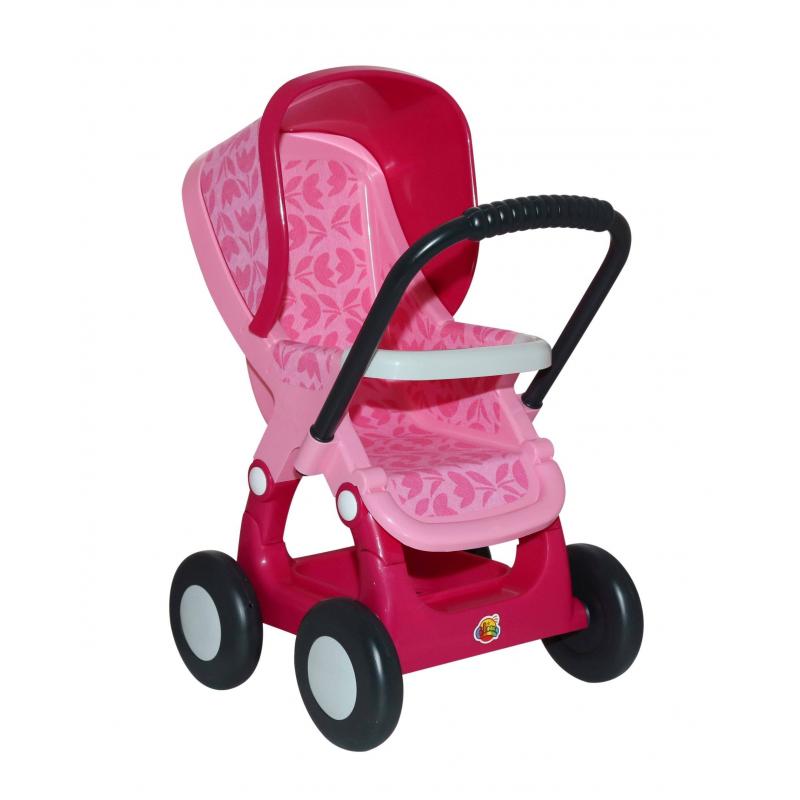 Купить 4-х колесная коляска для кукол №2, Coloma Y Pastor, от 3 лет, Для девочки, 473271