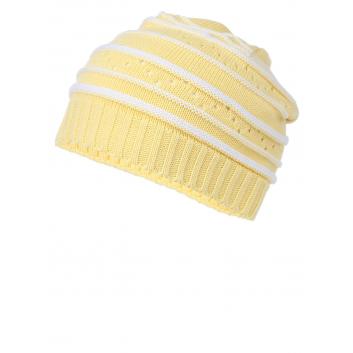 Девочки, Шапка Ginny Vilukissa (желтый)485829, фото