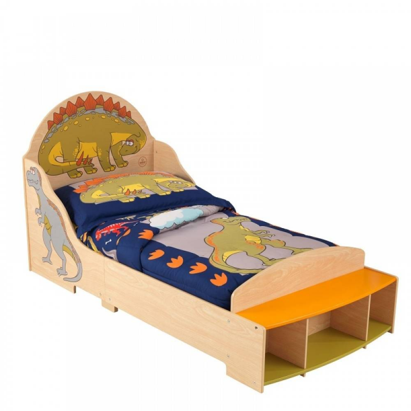 Детская кровать Динозавр
